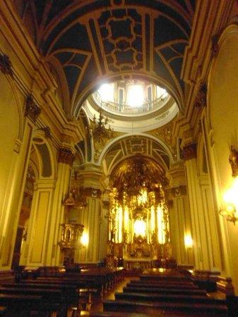 Iglesia de San Saturnino: The newer side