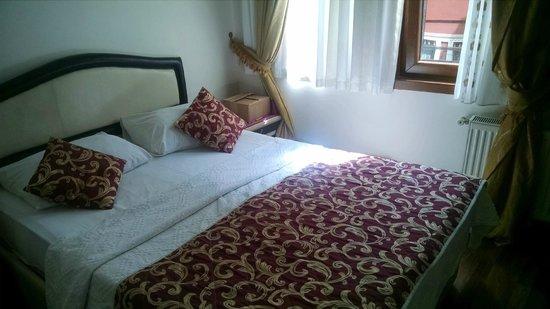 Dara Hotel Istanbul : quarto