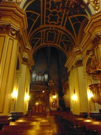 Iglesia de San Saturnino: Newer area