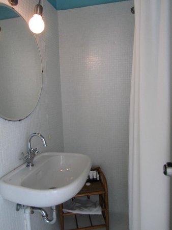 Porto Mykonos Hotel: bathroom