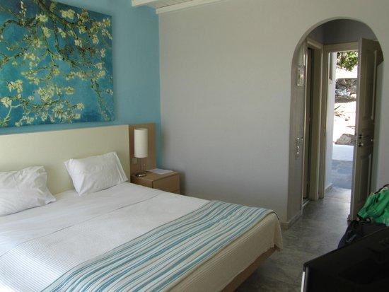 Porto Mykonos Hotel: room
