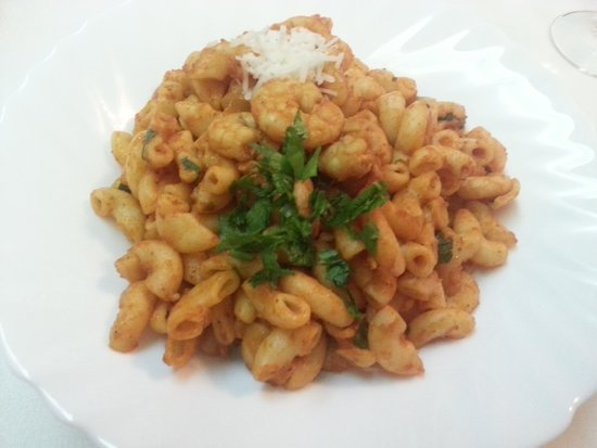 Phenix de Mahdia: diner du premier jour!