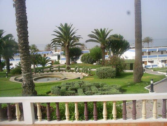 Hotel Club Al Moggar: Красивая территория