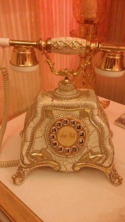 Sultan Tughra Hotel: Detalles habitación