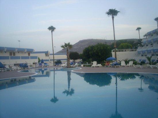 Hotel Club Al Moggar: Бассейн