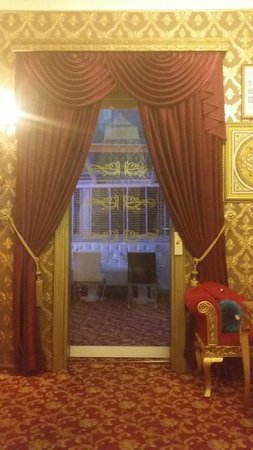 Sultan Tughra Hotel: Hall
