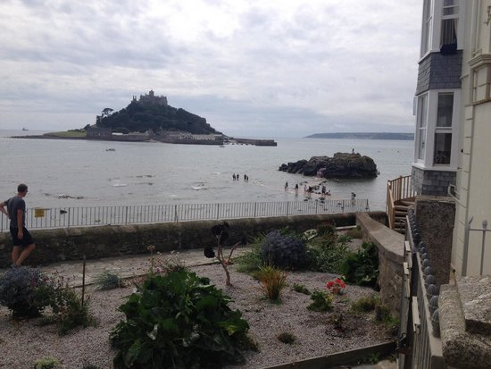 St. Michael's Mount: Great day out