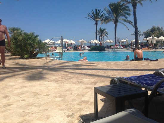 Hipotels Flamenco Cala Millor : Outdoor pool