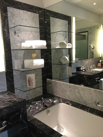The Ritz-Carlton, Vienna: Bathroom