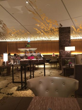 The Ritz-Carlton, Vienna: Lounge bar
