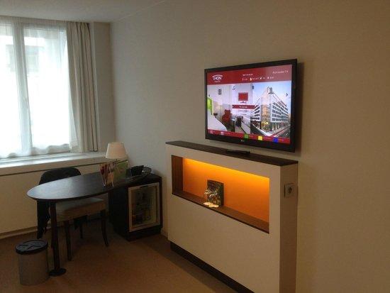 Thon Hotel EU: kamer