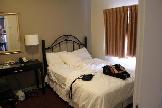 Barclay Hotel: Simpel