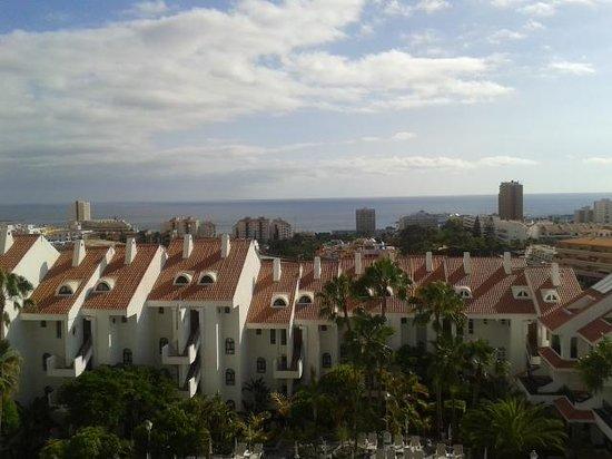 Paradise Park Fun Lifestyle Hotel: Blick aus der 6 . Etage