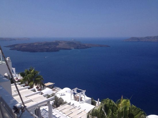 Dana Villas Hotel & Suites: Spectacular views