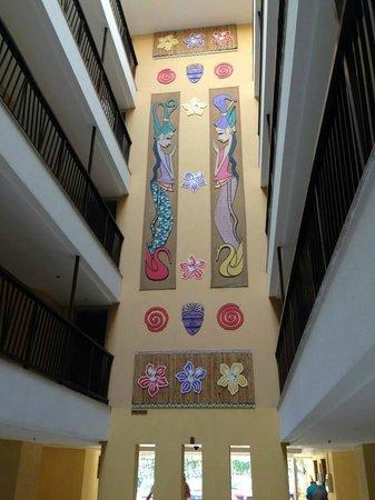 Golden Tulip Angra dos Reis: Decoração do hotel