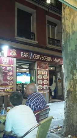MAVI  Bar-Restaurante