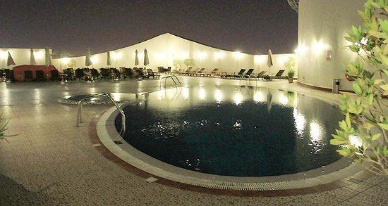 Cassells Al Barsha Hotel Dubai : the pool