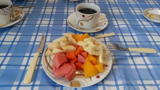 Hostal Plaza Vieja: prima colazione