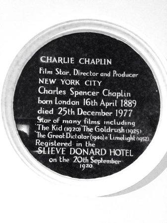 Slieve Donard Resort and Spa: even Charlie Chaplin liked it