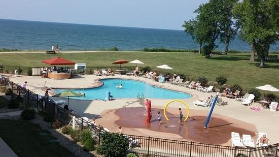 The Lodge at Geneva-on-the-Lake : from room 322