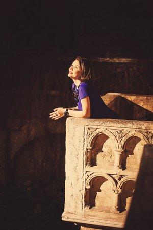 Casa di Giulietta: Oh Romeo, Oh Romeo, perche sei tu mio Romeo?
