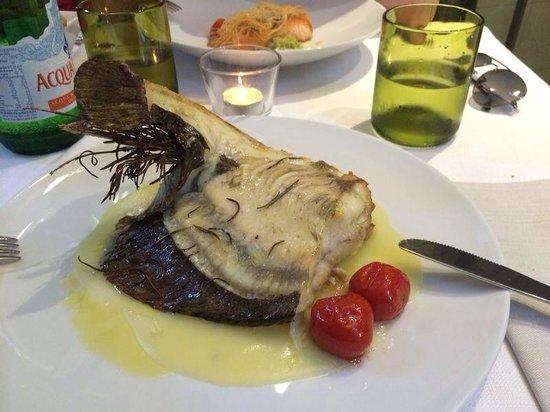 SOHO: Белая рыба на горошке с пюре! Perfect!!!