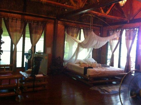 Viking Natures Resort : Literie confortable
