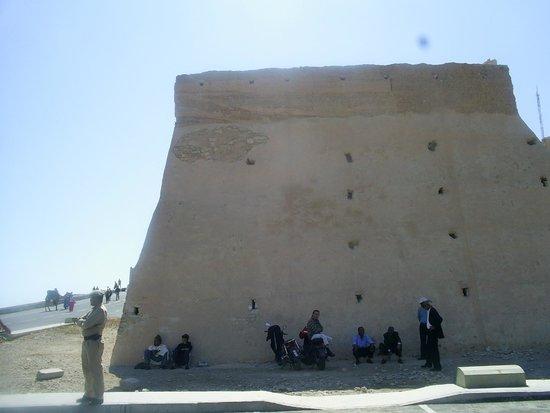 Agadir Oufella Ruins: Местная экзотика
