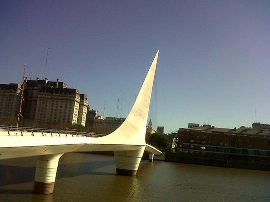 Puerto Madero: Puente de la Mujer