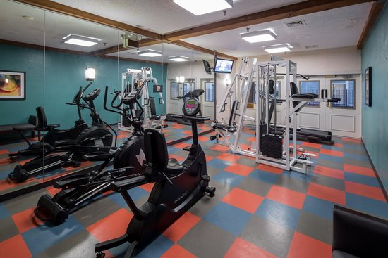 BEST WESTERN PLUS Como Park Hotel: Fitness Center