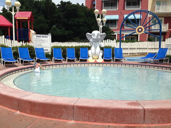 Disney's BoardWalk Inn: Toddlers pool