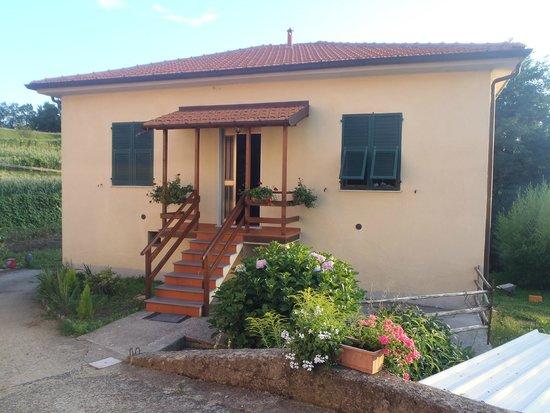 La collina di Terme: rooms with private bathroom and private kitchen