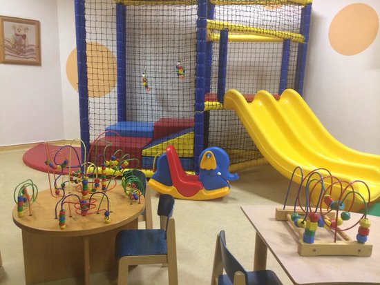 Kolping Hotel : Play room for toddlers