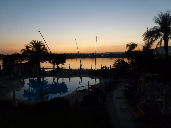Steigenberger Nile Palace Luxor : What a view