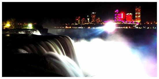 Sheraton on the Falls : the falls