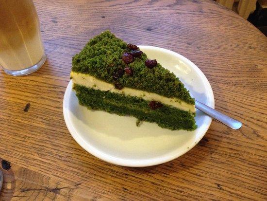 Green Caffe Nero : !