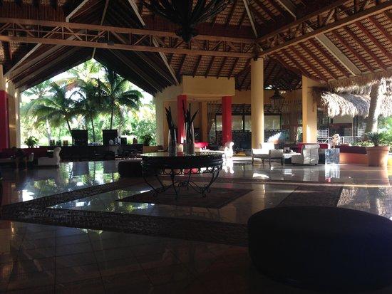 Caribe Club Princess Beach Resort & Spa: Lobby