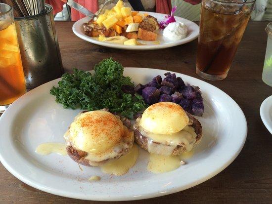 goofy cafe & dine: フレンチトースト、絶品でした!