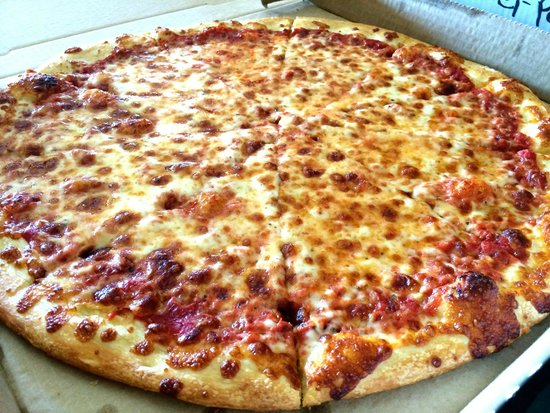 Sardella's Pizza & Wings : Thin (New York Style)