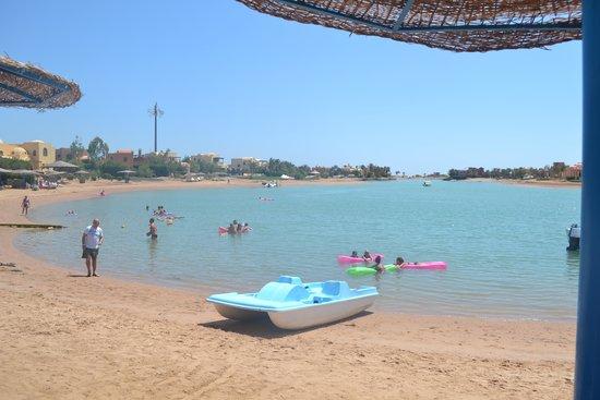 Three Corners Rihana Resort : la lagune