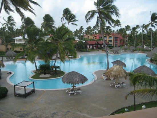 Punta Cana Princess All Suites Resort & Spa : très belle piscine