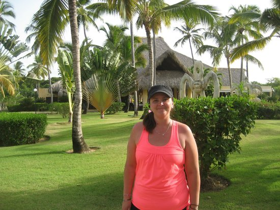Punta Cana Princess All Suites Resort & Spa : Le lobby de l'hotel