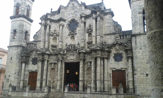 Plaza de la Catedral: The cathedral