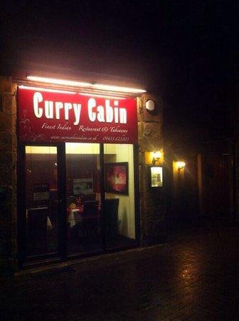 Curry Cabin: Currycabin