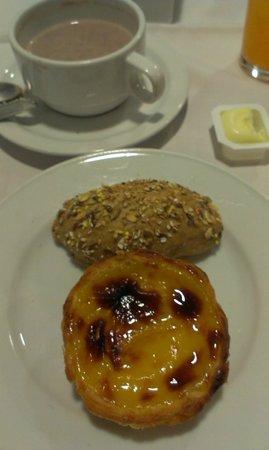 Hotel Sete Colinas: Desayuno