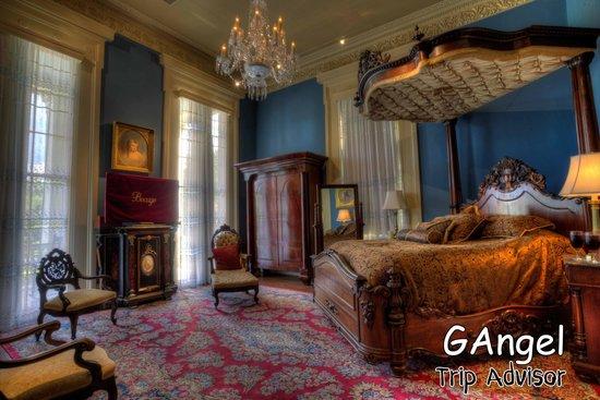 Bocage Plantation: Our room!