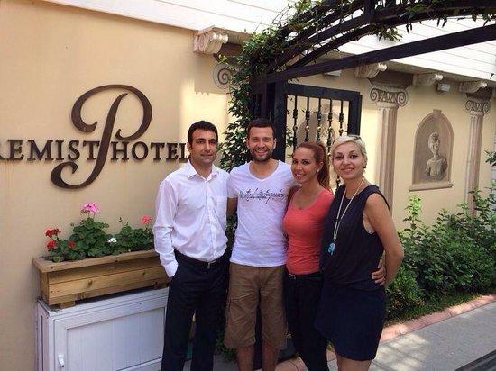 Premist Hotel: super!!!