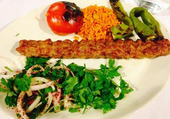 Hamdi Restaurant : Il kebap