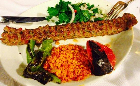 Hamdi Restaurant : Altro kebap