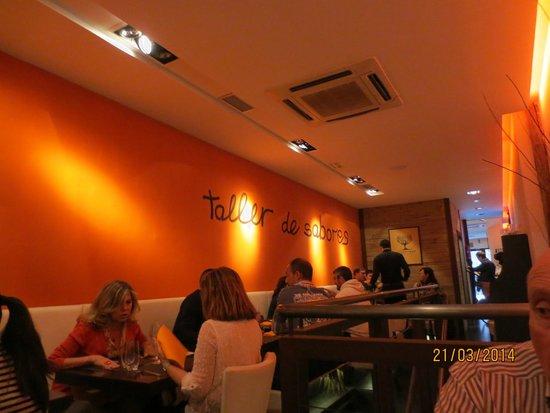 Casa 9 Restaurante: Translates to